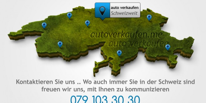 Auto Ankauf Schweiz